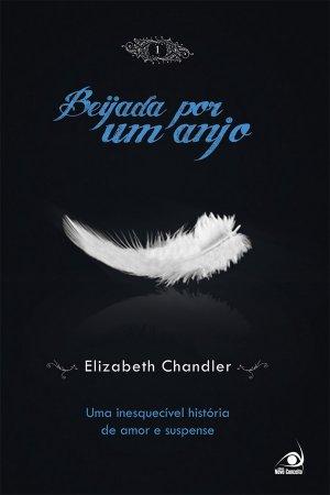Beijada por um anjo 1 livro marinamafram
