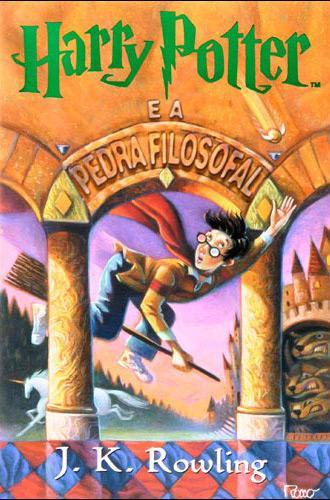 Harry Potter e a pedra filosofal livro marinamafram