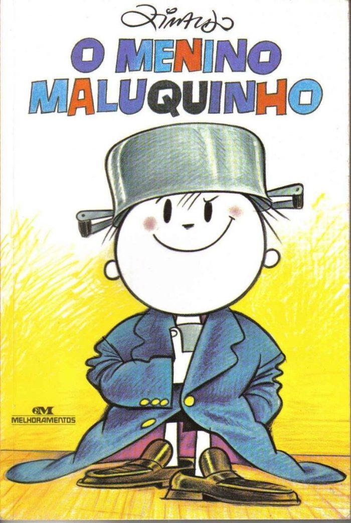 O menino maluquinho livro marinamafram