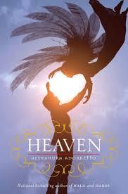 heaven capa livro alexandra adornetto