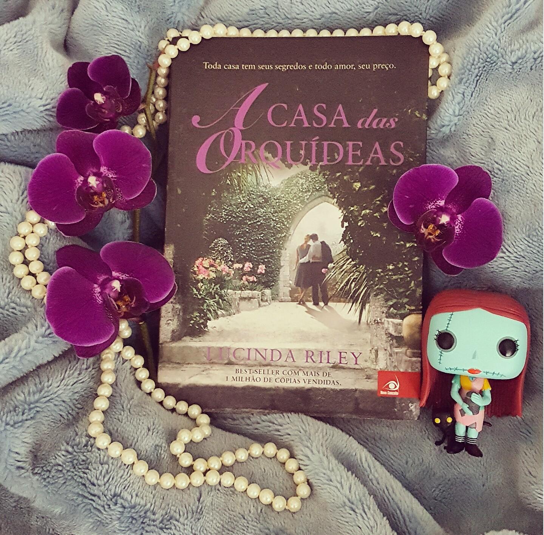 livro a casa das orquídeas
