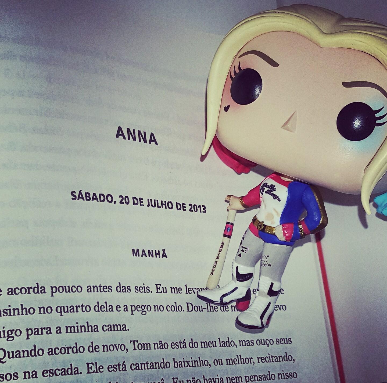 A Garota no Trem livro