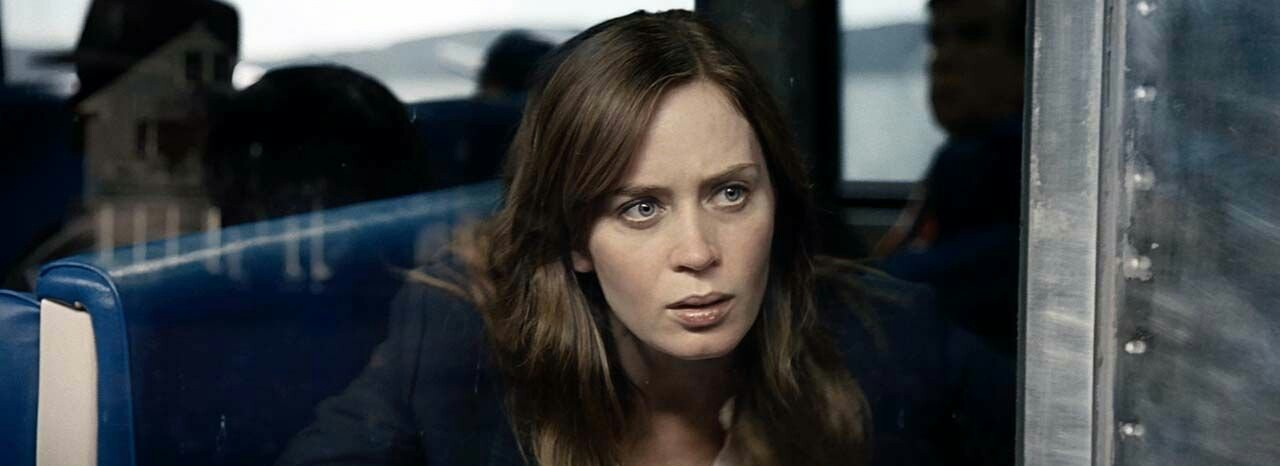 a garota no trem filme
