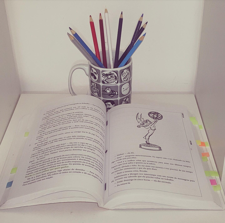 livro animate me amor criativo