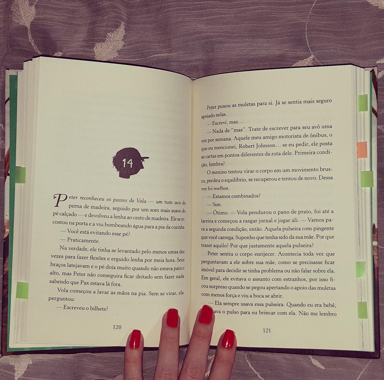 Pax livro