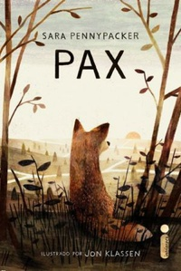capa Pax livro