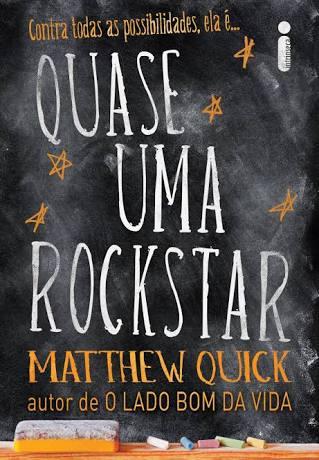 Livro quase uma rockstar