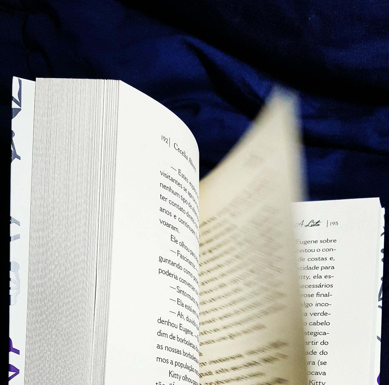 Livro A Lista de Cecelia Ahern