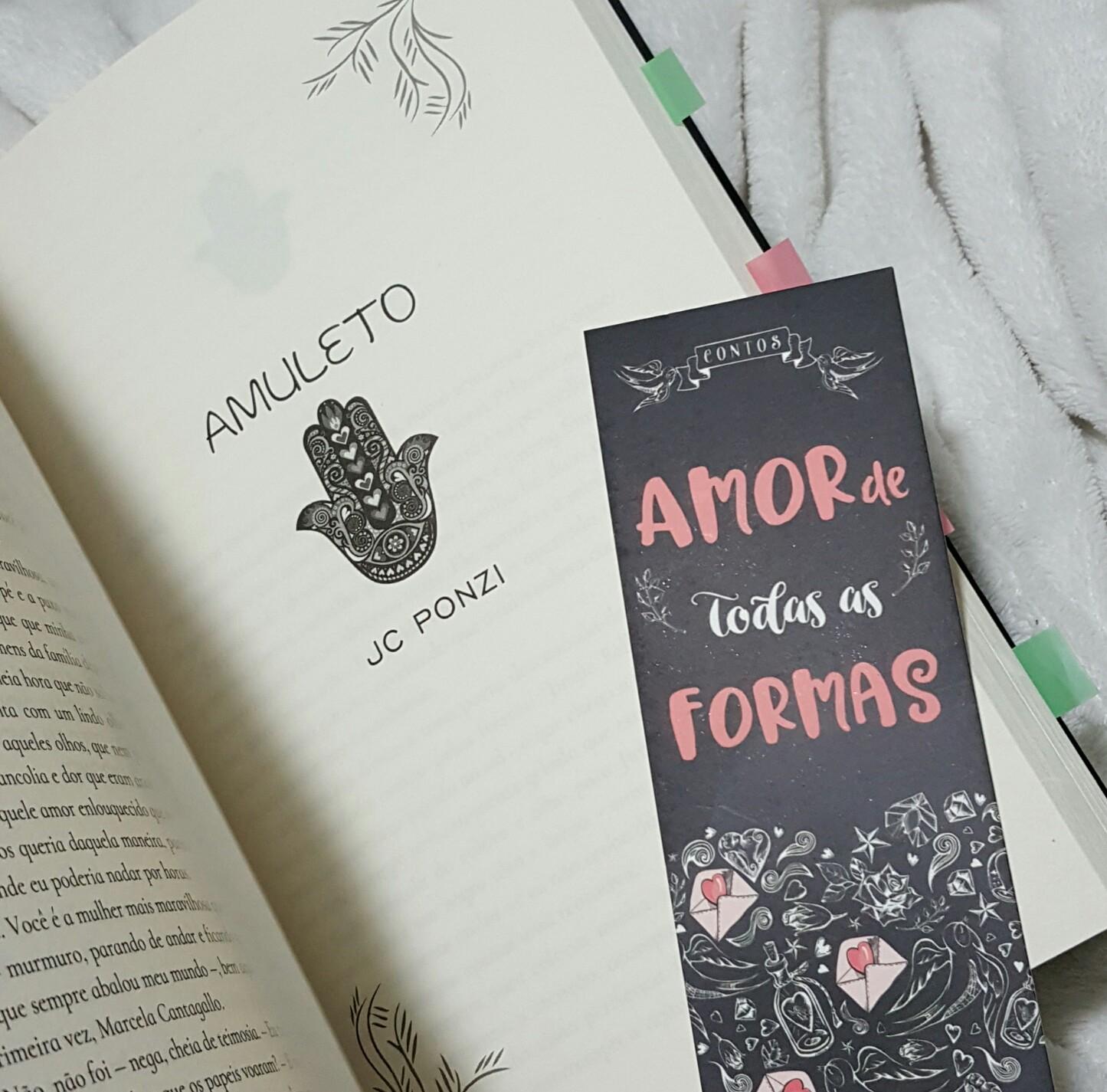 Livro amor de todas as formas
