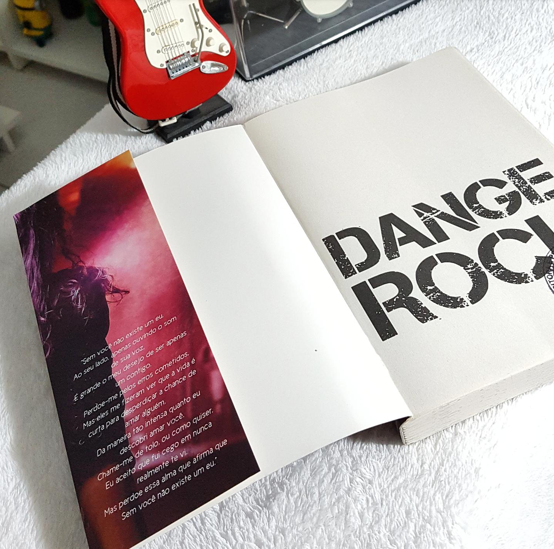 DangeRock livro 1